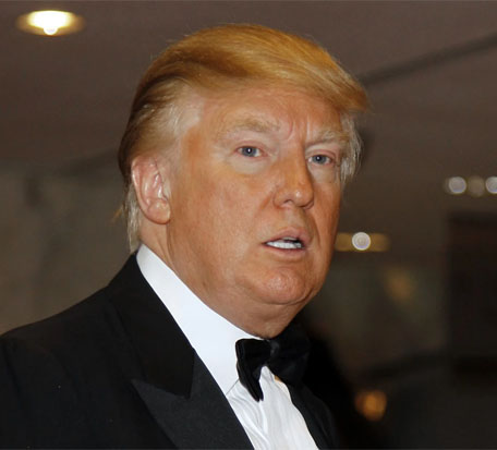 Donald Trump - Business magnate