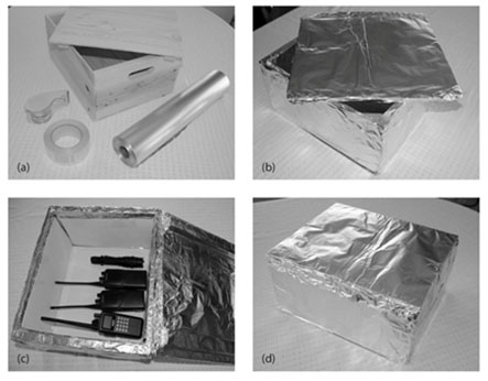 Building Your Own Faraday Cage